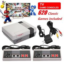 For Nintendo NES Mini Game Console Classic Edition 620 Games Dual Controllers US