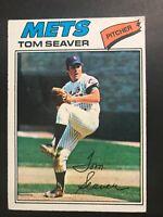 1977 Topps Tom Seaver Mets Baseball Card #150