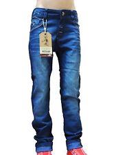Restposten~ATIVO-538~Jungen Jeans KinderHose~Gr.4 ca.104~Jeans-Fashion69~Neu538