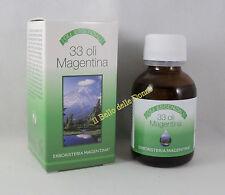 ERBORISTERIA MAGENTINA 33 OLI essenziali 50ml miscela casa inalazioni massaggi