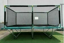 Commercial Grade Proxamponite 10X17 ft Rectangle Rectangular Trampoline with Net