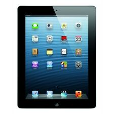 Must GO! Apple iPad 4 4th Generation 32GB Wi-Fi Only Black - Good Condition