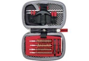 Real Avid Sporting Handgun Gun Boss Cleaning Kit for .22 cal to 45 cal