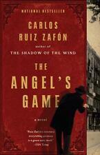 The Angel's Game by Carlos Ruiz Zafon (2010, Paperback) National  Bestseller