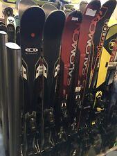 Salomon Enduro LX/RX 800 164,168CM Ski Package Skis Bindings Boots 4-13 + Poles