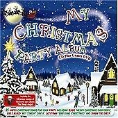 """My Christmas Party Album""-CD+Games DVD-Slade-Shaun The Sheep-Crazy Frog-NEW"