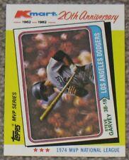 1982 Kmart - LOS ANGELES DODGERS slugger STEVE GARVEY- NR-MINT!