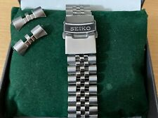 seiko jubilee 20mm bracelet for seiko watches,new,curve lugs,,