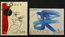 Timbre FRANCE / FRENCH Stamp - Yvert et Tellier n°1950 et 1951 (A) obl (Cyn22)