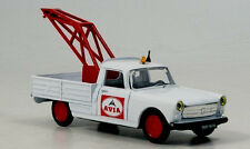 "wonderful French rescue-service PEUGEOT 404 ""AVIA"" 1960 - scale 1/43"