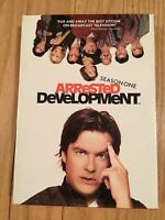 ARRESTED DEVELOPMENT- BOX SET - COMPLETE FIRST (1) SEASON - USED - FREE S/H (M3)