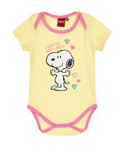 Baby Boys Girls Unisex Various Character Vest Body Suit Romper Short Sleeve