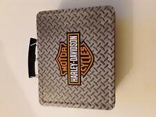 HARLEY DAVIDSON TIN LUNCH BOX