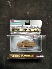 2004 CORGI Great Tanks Die-cast Fighting Machines Churchill North Irish Horse