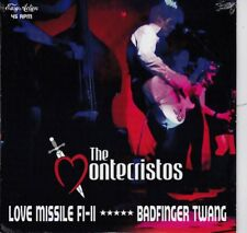The Montecristos ‎– Love Missile F1-11 - Vinile