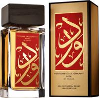 Perfume Calligraphy ROSE by Aramis Unisex 100 ML , 3.4 fl.oz, EDP, Eau De Parfum