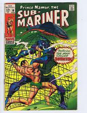 Sub-Mariner #10 Marvel 1969