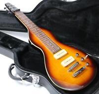 Custom Shop Top Qualty  Hawian Electric Guitar Figured Maple Veneer P90 Pickups