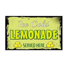 Personalized Boardwalk Fresh Squeezed Lemons Sign ENSA1001356 Lemonade Sign