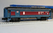 Lionel Polar Express Lighted Combination Car Add On o gauge train 6-83249 New