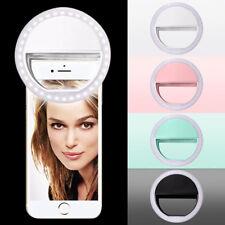 Selfie Ring 3 Brightness Levels Adjustable 36 LED Light for Apple Phone Models