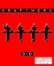 Kraftwerk: The Catalogue 3D DVD (2017) Kraftwerk ***NEW***