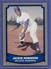 1988 Legends #40 Jackie Robinson HOF Brooklyn Dodgers in Near Mint Condition