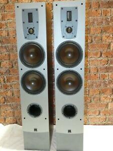 Pair Of Dali Ikon 6 Ribbon Tweeter Floorstanding Loudspeakers