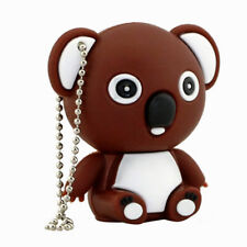 32Go USB 2.0 Clé USB Clef Mémoire Flash Data Stockage / Koala Marron
