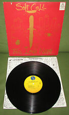SOFT CELL This Last Night In Sodom Orig 1st US SIRE 1984 + Lyric Inner