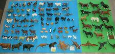 Schleich Tiere zum Auswählen Classics Bauernhof Pferde Waldtiere Zoo Saurier