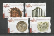 PORTUGAL 2006 ROMAN HERITAGE SG,3344-3347 UM/M NH LOT 685B