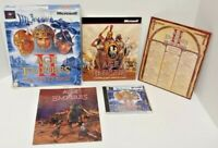 Microsoft Age Of Empires The Age Of Kings Big Box PC Game Mint Disc 1999