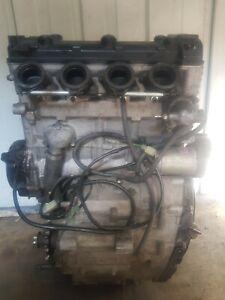 SUZUKI GSXR 600 SRAD ENGINE MOTOR COMPLETE