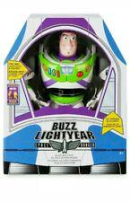 Disney Toy Story 4 Buzz Lightyear de Luxe Parlant Figurine Articulée détecteur
