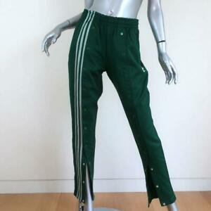 Adidas x Ivy Park 4All Track Pants Dark Green Size Extra Small NEW