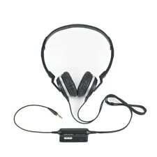Audio-Technica Ath-Anc1 Point Noise-Cancelling Headphones - Black