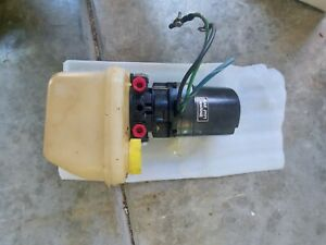 Mercruiser Alpha Bravo MR Trim and Tilt lift pump