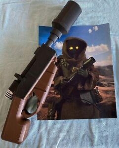 1:1 Scale - Jawa ION CA-87 Blaster 3D Printed Replica Cosplay/Prop/Collectable