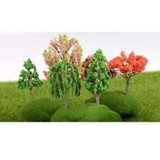 5pcs Miniature Poinciana Fairy Garden Decor Pot DIY Accessories Dollhouse