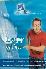 DVD Le Voyage de l'Eau (présenté par Jamy Gourmaud)