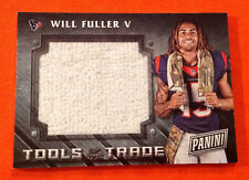 2016 Panini Black Friday Towel Relic RC WILL FULLER Texans ROOKIE #13