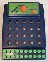 """Vintage Milton Bradley """"Numbers Up"""" Game 1975 Complete."""