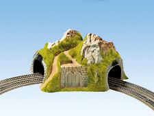 NOCH N Gauge Double Track Curved Tunnel (23x22x12cm) # N34730
