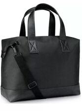 Yves Saint Laurent Large Black Weekender Bag Overnight Travel Duffel New