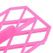 DIY Rhombus Quilt Embosser Fondant Cake Cutter Craft Decoration Kitchen Tool