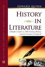 History in Literature: A Reader's Guide to 20th Century History and the