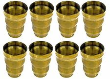 7.3L 94-03 Ford Powerstroke Turbo Diesel Fuel Injector Cup / Sleeve Set x8