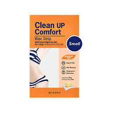 [Missha] Clean Up Comfort Wax Strip Small