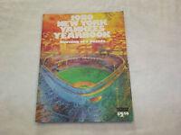 VINTAGE BASEBALL 1980 NEW YORK YANKEES YEARBOOK